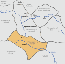 Galicia Eastern Europe