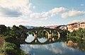 Puente la Reina (Navarra) - panoramio.jpg