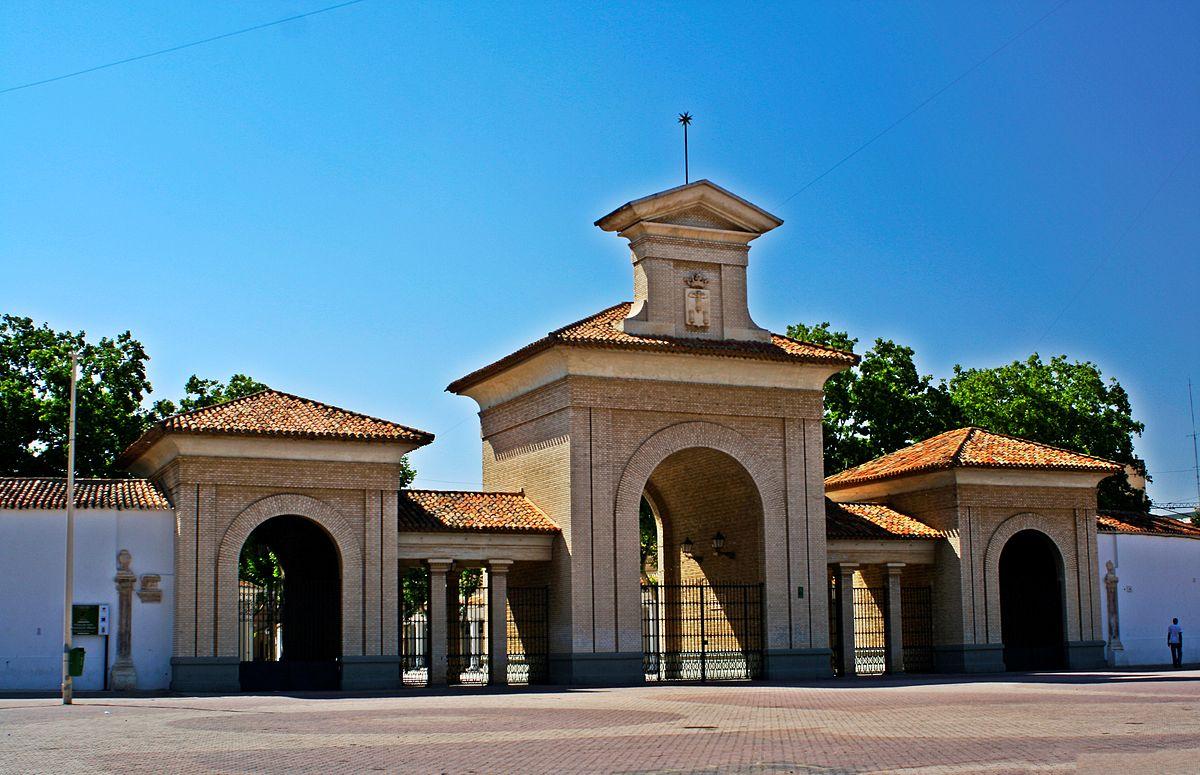 Puerta De Hierros De Albacete Wikipedia La Enciclopedia
