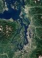 Puget Sound by Sentinel-2 (Original 10m Res).jpg