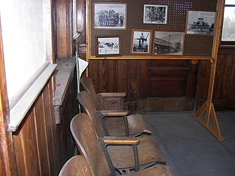 Punta Gorda Atlantic Coast Line Depot inside.jpg
