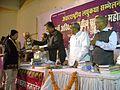Purnima varman hindigaurav award.JPG