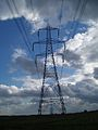 Pylons marching across the Fens. - geograph.org.uk - 69165.jpg