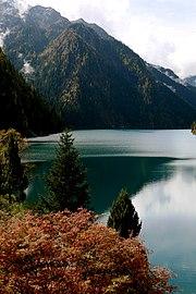 Q30023310 Jiuzhaigou National Natural Reserve Changhai 01 Oct.2015.jpg