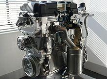 nissan qg engine wikipedia rh en wikipedia org Nissan Frontier Wiring-Diagram Nissan Frontier Wiring-Diagram