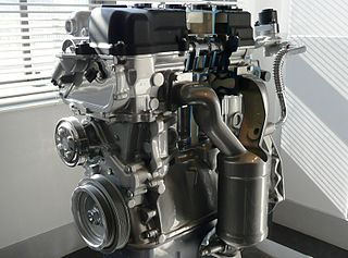 Nissan QG engine Motor vehicle engine