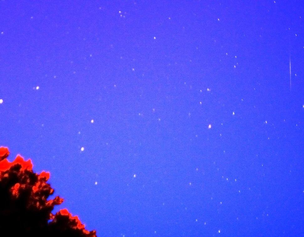 QUADRANTID meteor on January 3 2009
