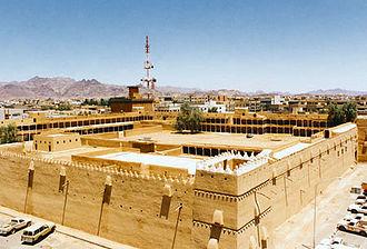 Ha'il - Qishlah Palace in Ha'il
