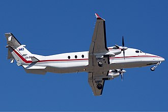 Queensland Police Service - Beech 1900 of Queensland Police
