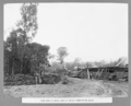 Queensland State Archives 3109 New road to stock yard of bridge fabricating shops Brisbane 30 July 1935.png