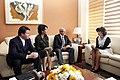 Quito, Viceministra de Movilidad Humana se reunió con representantes de Unicef (12838014535).jpg