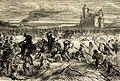 Révolte paysanne Henri Martin, Histoire de France, 1886.jpg