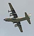 RAF of Oman Hercules C-130J departs RIAT Fairford 14thJuly2014 arp.jpg