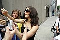 Rachel Weisz Signs Autographs outside of the Tiff '08 Press Conference for The Brothers Bloom (2844068664).jpg