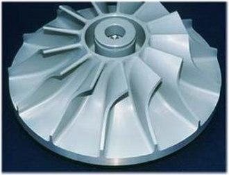 Radial turbine - Radial turbine