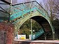 Railway Footbridge - geograph.org.uk - 385301.jpg