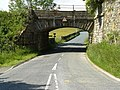 Railway bridge at Giggleswick - geograph.org.uk - 1370168.jpg