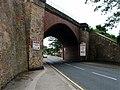 Railway bridge in Bridlington - geograph.org.uk - 506457.jpg
