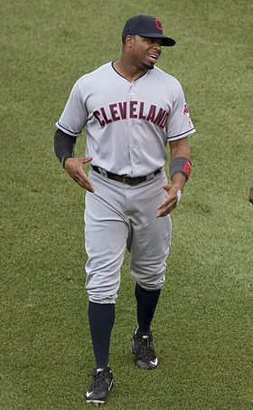 Rajai Davis on July 22, 2016.jpg
