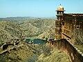 Rajasthan-Jaipur-Jaigarh-Fort-perimeter-walls-Apr-2004-01.JPG