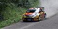 Rally Finland 2010 - shakedown - Petter Solberg 1.jpg