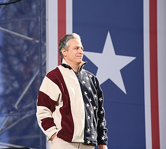 Rally to Restore Sanity and/or Fear - Image: Rally to Restore Sanity andor Fear Jon Stewart