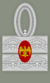 Rank insignia of primo maresciallo dell'impero of the Italian Army (1940).png
