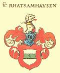 Familienwappen nach Siebmachers Wappenbuch