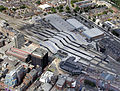 Reading railway station aerial, August 2014.jpg