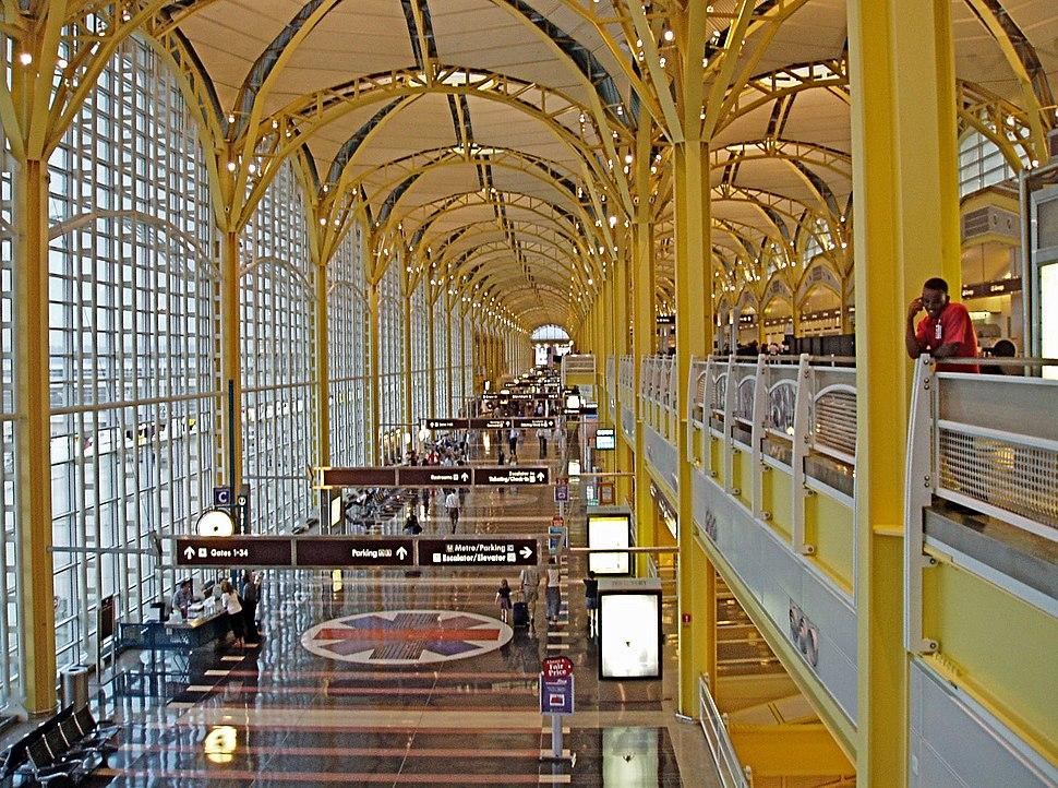 Reagan Terminal B-C