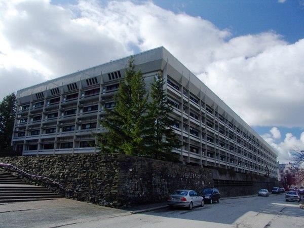 Natural Science Bergen