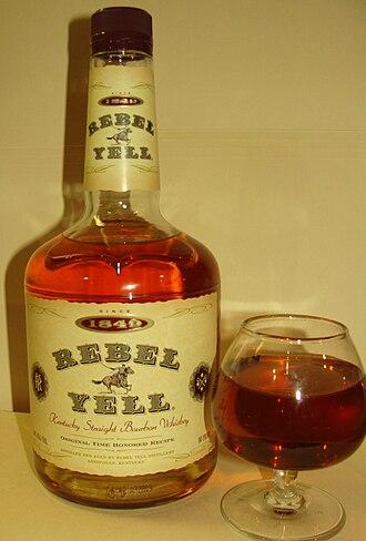Rebel Yell (bourbon) - Rebel Yell