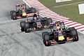Red Bull duo and Max Verstappen 2015 Malaysia Race.jpg