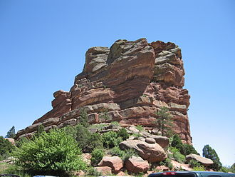 Red Rocks Park - Image: Red Rocks 1