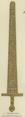 Reichskleinodien 07 Kaiserliches Zeremonienschwert.png