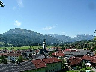 Reit im Winkl Place in Bavaria, Germany