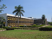 Federal University of Mato Grosso in Cuiabá.
