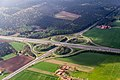 Reken, Autobahnkreuz -- 2014 -- 7733.jpg