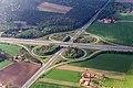 Reken, Autobahnkreuz -- 2014 -- 7735.jpg