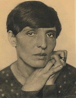 image of René Sintenis from wikipedia