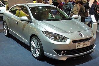 Oyak-Renault - Image: Renault Fluence