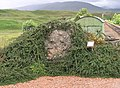 Renton stone, on the platform of Rannoch Station - geograph.org.uk - 40218.jpg