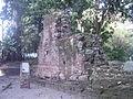 Restos plaza central iglesia Parque Arqueológico San Felipe El Fuerte, Edo. Yaracuy.JPG