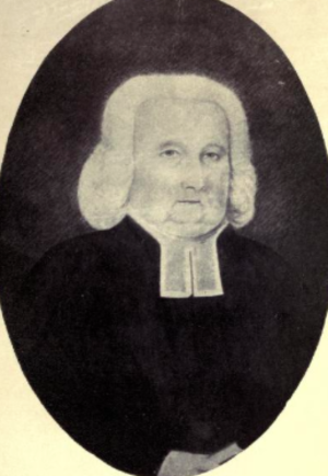 Presbyterian Church in Canada - Rev Bruin Romkes Comingo, 1st Presbyterian Minister in Canada, St. Andrew's Presbyterian Church (Lunenburg)
