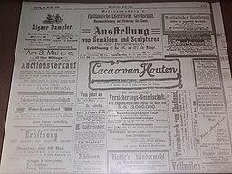 Revalsche Zeitung, Dienstag, den 20. Mai 1897