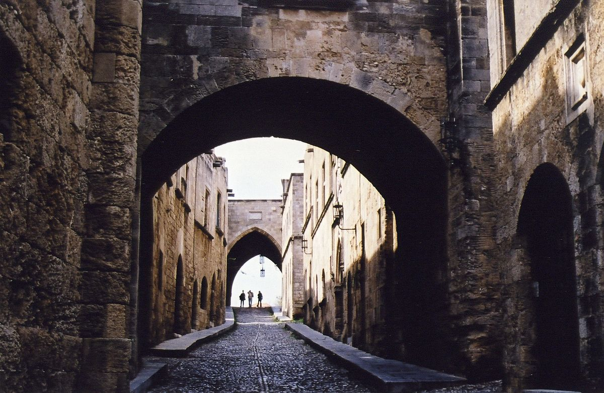A Tour of the Old Town of Rhodes (Map Included!) - Greece Is