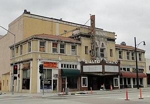 Rialto Theatre (South Pasadena, California) - Image: Rialto Theatre, South Pasadena