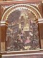 Ribe St.Katharina - Kanzel 4 Anbetung Könige.jpg