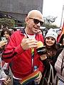 Ricardo Morán en la Marcha del Orgullo LGBTI Lima 2018 (4).jpg