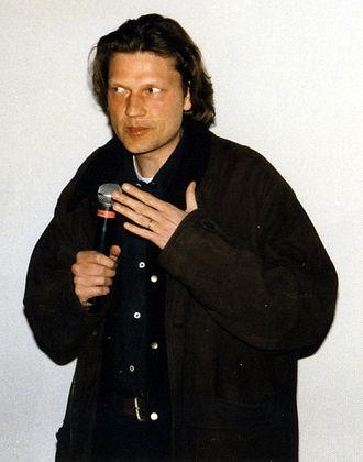 Roland Suso Richter - Richter at a film premiere in 1997